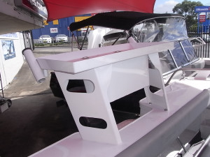 Brand new Horizon 570 Pacific Elite heavy duty Centre Console aluminium boat.