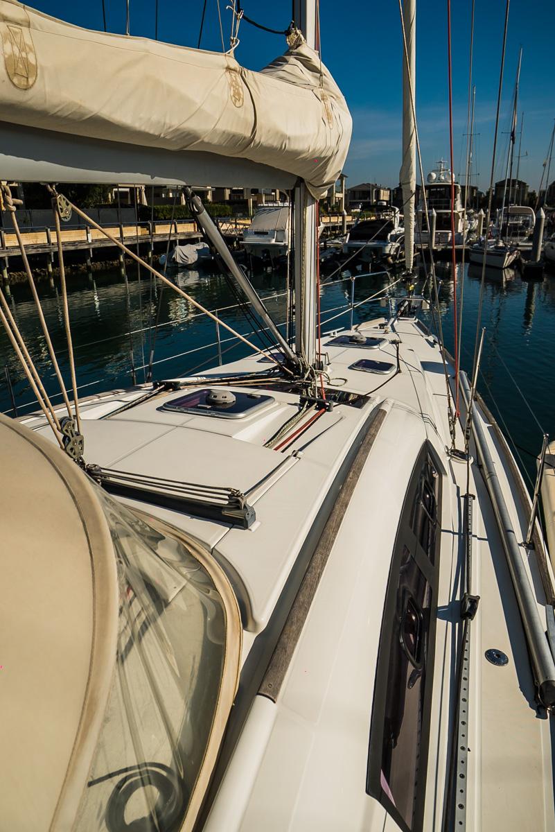 2010 Beneteau Oceanis 40 38 South Boat Sales