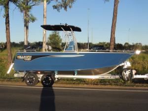 6500 YELLOWFIN Centre Console 150HP PACK 4