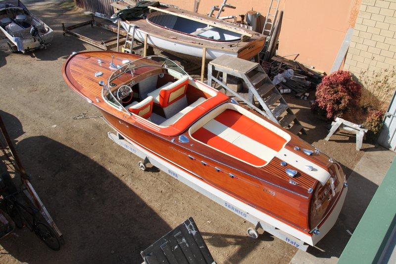 1970 Riva Super Aquarama