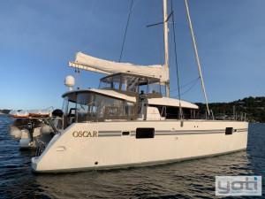 Lagoon 450 SporTop - Oscar - NOW SOLD