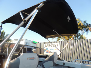 Reduced by $4,000  For a quick Sale one Owner 489 Stacer Easy Rider ready for the water!