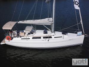 Hanse 345 - Satisfaction II - $198,000