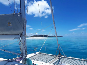 CHARTER BUSINESS FOR SALE. FIJI.