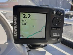 STESSCO OSPREY 470 FISHPRO