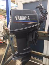 USED 2007 YAMAHA 50HP 2 STROKE TILLER FOR SALE