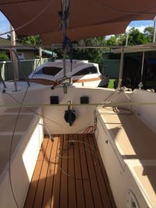 COLE 23 Trailer Sailer
