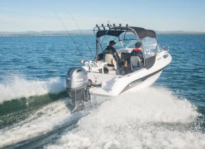 Baysport 565 Fisherman + Yamaha F90hp 4-stroke package