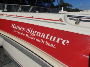 HAINES SIGNATURE 492RF