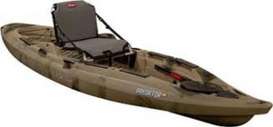 Brand new Predator MX fishing kayak by Old Town reduced by $980 ! 1 ONLY