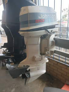 90hp Johnson 2 stroke