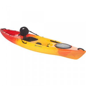 Brand new Perception Pescador 12 sit on top touring kayak.