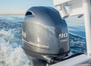 Baysport 565 Weekender + Yamaha F90hp 4-stroke package