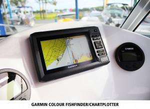 Baysport 595 Fisherman + Yamaha F115hp 4-stroke package