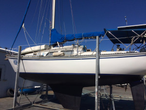 Newport 28 Masthead Sloop