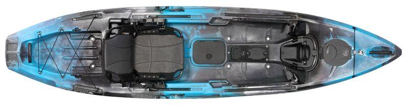 Brand New Wilderness Systems Radar 135 Pedal Powered Fishing Kayak!