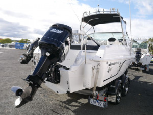 Haines Hunter 630 Breeze