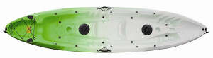 Brand new Kruze Bells tandem sit on top kayak