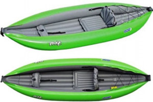 Brand new Gumotex Twist 1 single person top quality inflatable kayak reduced from $949 to $799!