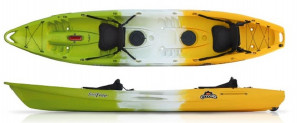 Brand new Feel Free Corona double sit on top kayak