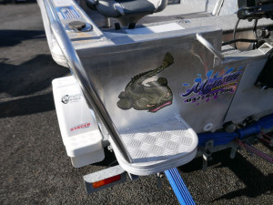 Stacer 429 Outlaw Open Fishing Boat