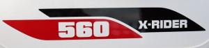 REVIVAL 560 X-RIDER