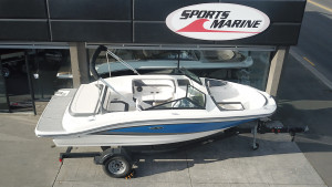 2016 Sea Ray SPX 190