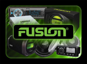 Brand new Fusion Stereo Active Portable Waterproof Floating Rechargable Stereo!