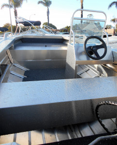 PURSUIT 430 SIDE CONSOLE