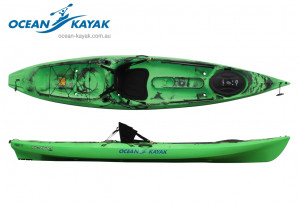 Brand new Ocean Kayak Tetra 12 sit on top touring kayak package with all the gear for only $1199!