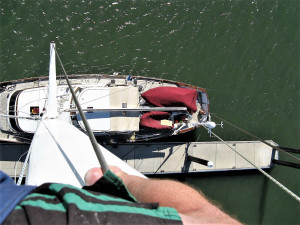 Sparkman and Stephens 97' Cutter Rig