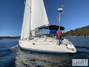Jeanneau Sun Odyssey 42.1 - Light Spirit