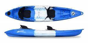 Brand new 3 Waters Roamer II tandem sit on top kayak. (offers excellent value for money)