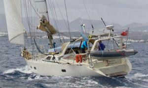 Garcia 50 Lifting Keel | Nautilus