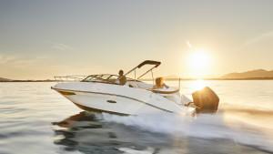 Sea Ray Sun Sport 230 OB