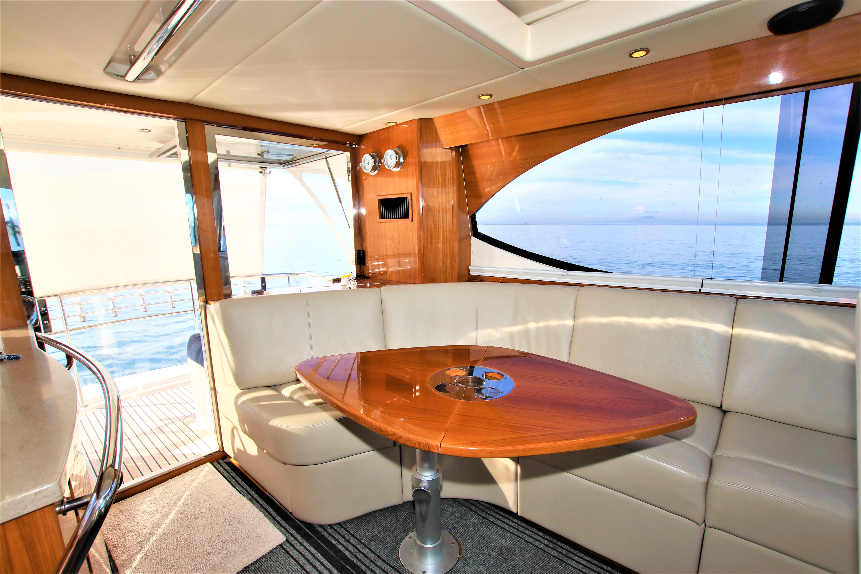 Riviera 61 Enclosed Flybridge