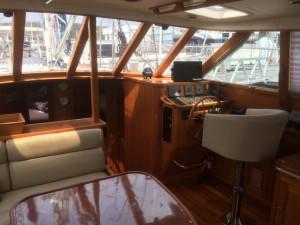48' Buizen 48 Pilothouse Motor Yacht