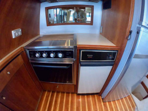 1996 Bayliner 4788 Pilothouse