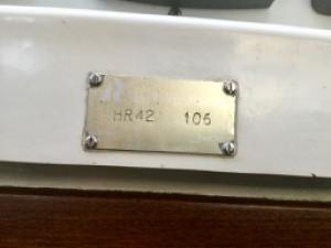 Hallberg Rassy 42E