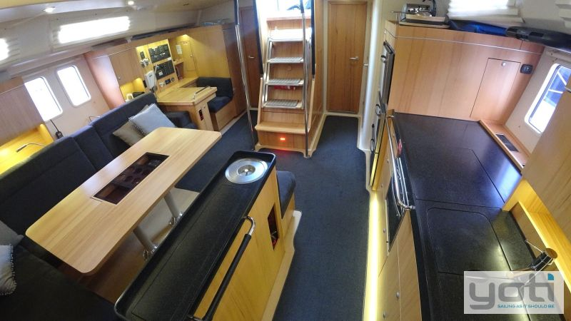 Hanse 495 - Phantom - $388,000