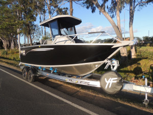 6200 YELLOWFIN Centre Cabin 150HP PACK 4   * NEW MODEL