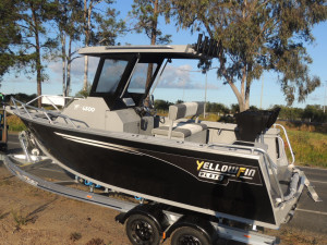 6200 YELLOWFIN Centre Cabin 150HP PACK 3   * NEW MODEL