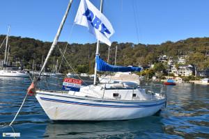 24ft Yacht