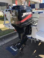 Stessl 4.80M Centre Console with 75Hp Mercury 2-Stroke Outboard