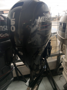 2012 150hp Fourstroke outboard XL shaft