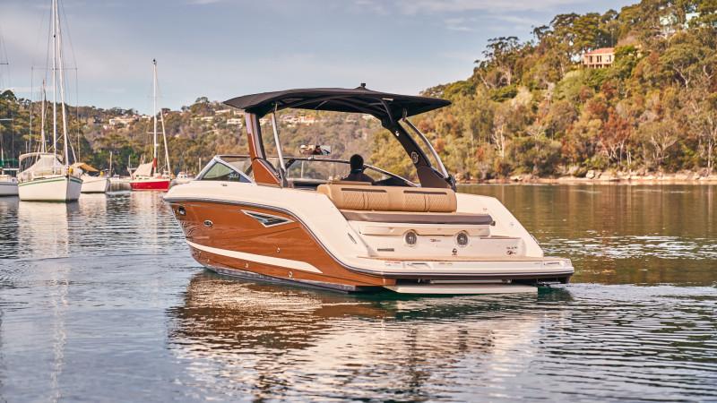 2017 Sea Ray SLX 280