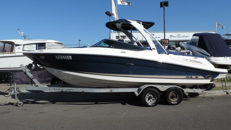 Sea Ray 250 SLX 2014 Model