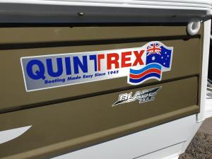 2017 QUINTREX 510 OCEAN SPIRIT
