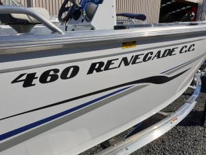 QUINTREX 460 RENEGADE CC