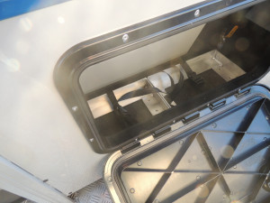6200 YELLOWFIN Rear or Centre Console 150 HP PACK 4